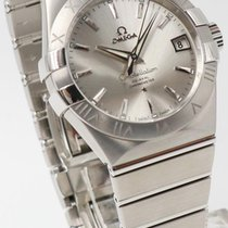 Omega Constellation Co-Axial Chronometer 38mm 123.10.38.21.02....