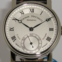 "Thomas Ninchritz ""Grand Seconde"" Special Finish movement"