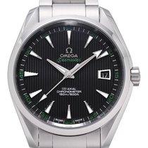歐米茄 (Omega) Seamaster Aqua Terra Chronometer