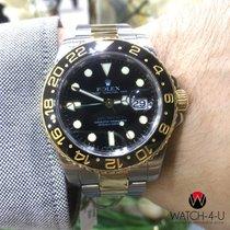 Rolex GMT-master II 116713 40mm 18k Yellow-Gold/SS Ceramic