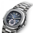 Patek Philippe [FINE][COLLECTABLE] Nautilus Chronograph Blue...