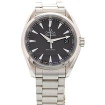 Omega Seamaster Aqua Terra SS Quartz Watch 196.1118