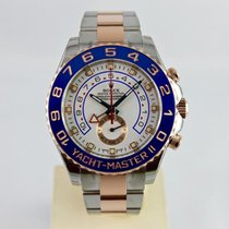 Rolex Yacht-Master II 44mm Rosegold/Stahl 116681