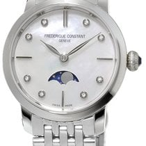 Frederique Constant Slimline Moonphase FC-206MPWD1S6B