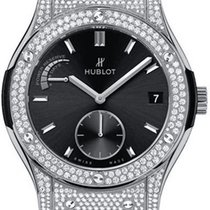 Hublot Classic Fusion Power Reserve 8 Days 45mm 516.nx.1470.lr...