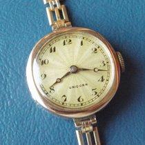 Rolex Unicorn Damenuhr / Ladies 9ct Gold