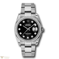 Rolex Oyster Perpetual Datejust Stainless Steel & 18K...