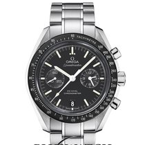 Omega Speedmaster MoonWatch CoAxial Chronograph Black Bezel
