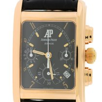Audemars Piguet Edward Piguet Chronograph 18K Rose Gold