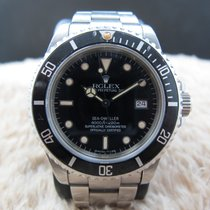 Rolex SEA DWELLER 16660 (Triple 6) T25 Patina Dial UNPOLISHED