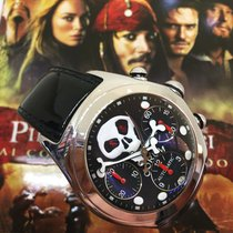 Corum Bubble 'Jolly Roger' Chrono Limited 500 pcs. -...