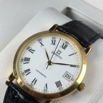Zenith Classic automatic, solid 18 kt gold – men's watch
