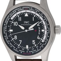 IWC Pilot's World Timer