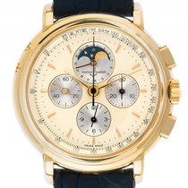 Ulysse Nardin Mondphase 18kt Gelbgold Handaufzug Chronograph...