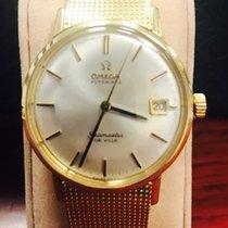Omega Seamaster De Ville 18K Gold