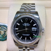 Rolex Datejust 116234 Black Index