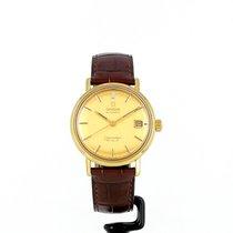 Omega Seamaster De Ville or jaune