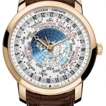 Vacheron Constantin Patrimony Traditionnelle World Time Mens