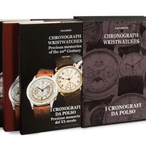 Angelus 3 Books Chronograph Wristwatches (all brands)