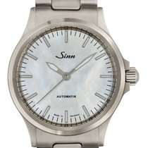 Sinn 556 I Mother of Pearl with steel bracelet NEW