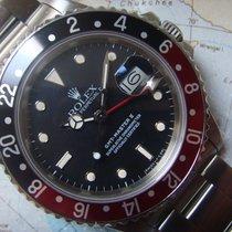 ロレックス (Rolex) 1987 Stunning GMT 16760 GRAY DIAL COKE BEZEL...