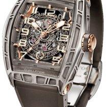 Cvstos Challenge Jet-Liner SL Men's Watch, Titanium with...
