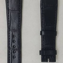 Jaeger-LeCoultre black  alligator  strap  19.5 / 16
