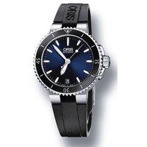 Oris Men's 733 7652 4135-07 4 18 34 Aquis Date Watch