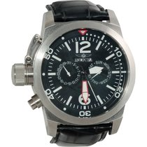 Invicta Men's 10773 Sea Spider Black Dial Watch