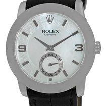 "Rolex ""Cellini Cellinium"" Mechanical Strapwatch."