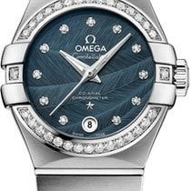 Omega Constellation Co-Axial Automatic 27mm 123.15.27.20.53.001