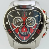 Tonino Lamborghini TL 1115 Red Line  Quartz Steel
