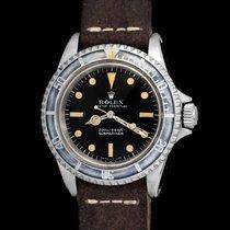 "Rolex Submariner 5513 ""meters First """
