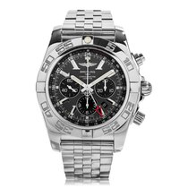 Breitling Chronomat GMT Steel Mens Watch AB041012/F556383A
