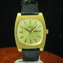 Omega Gold Mantel Stahl Day Date Automatic Herrenuhr / Ref...