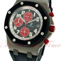 Audemars Piguet Royal Oak Offshore Tour Auto 2009, Black Dial,...