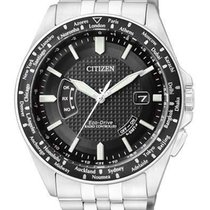 Citizen Promaster- Land Evolution 5 World Timer Herrenuhr...