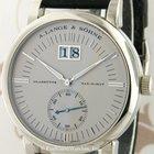 A. Lange & Söhne 309.025 Langemtik Date, Platinum