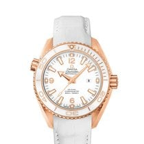 Omega Planet Ocean 600M Omega Co-Axial Red Gold 37,5mm