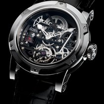 Louis Moinet Black Gold Derrick limited 28 Pieces