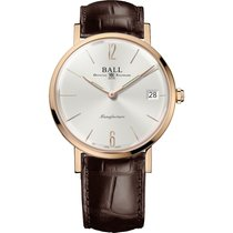 Ball Trainmaster Manufacture Limited Edition NM1888D-PG-LLJ-WH