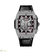 Hublot Chronograph Spirit of Bing Bang Titanium Men`s Watch
