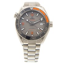 歐米茄 (Omega) Seamaster Stainless Steel Gray Automatic 215.90.44...