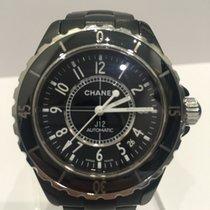 Chanel J 12 Black Ceramic Automatic