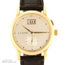 A. Lange & Söhne Saxonia 105.021 - 34 mm Gelbgold Big Date