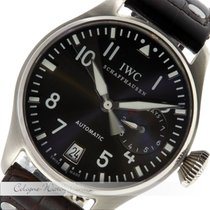 IWC Big Pilot Weißgold IW500402