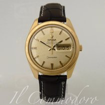 Omega Seamaster Automatic Chronometer Gold 18K