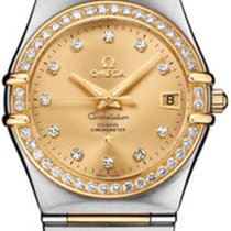 Omega Constellation 160 Years