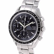 オメガ (Omega) Speedmaster Date Chronograph Stainless Steel 40MM