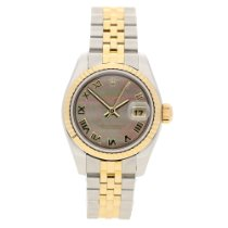 Rolex Datejust 179173 - Ladies Watch - Mother of Pearl Dial -...
